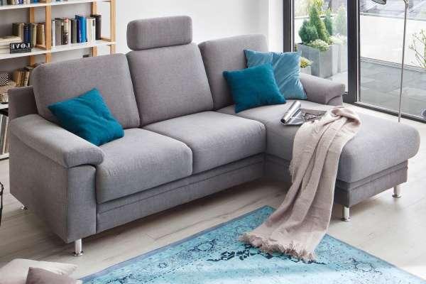 Carina Konfigurator Sofa 1050 mit Longchair