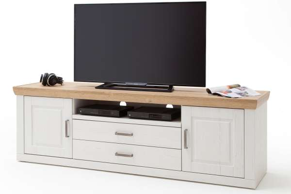 MCA TV-Lowboard Brixen 198cm Landhausstil modern