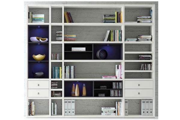 fif-Möbel Bücherregal Toro 52