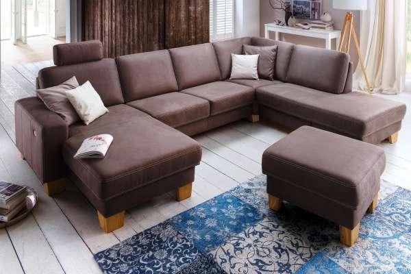 Carina Sofa 1090 mit Longchair