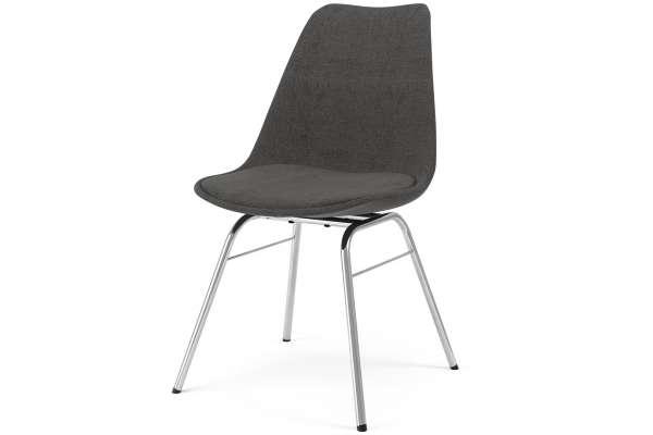 Tenzo 2x Stuhl Brad mit Gina mit Polyester