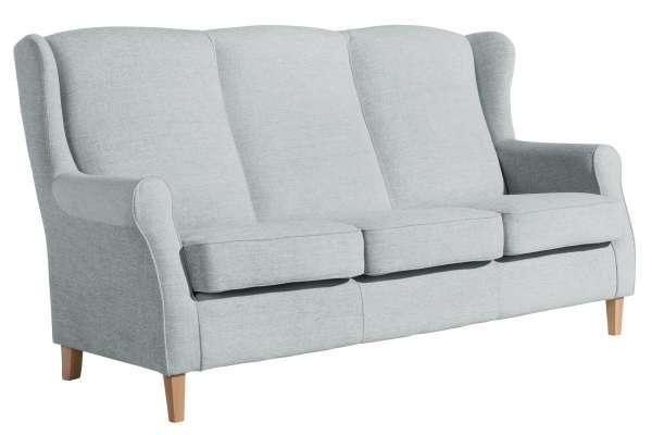 Max Winzer Sofa 3-Sitzer Lorris Chenille