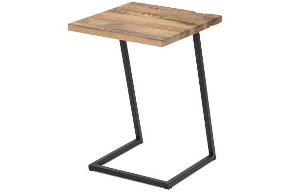 Henke Möbel Zustelltisch EAZ40Ls Eiche Altholz