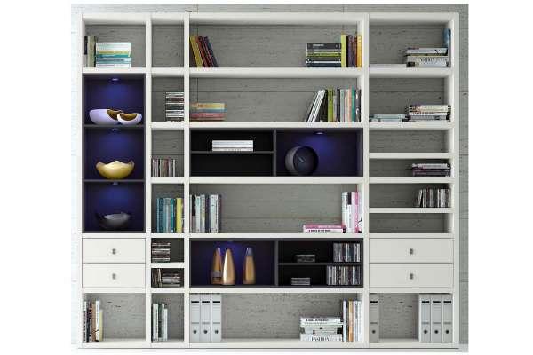 fif-Möbel Konfigurator Bücherregal Toro 52
