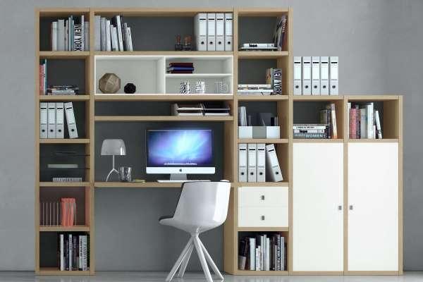 fif-Möbel Konfigurator Bücherregal Toro 44