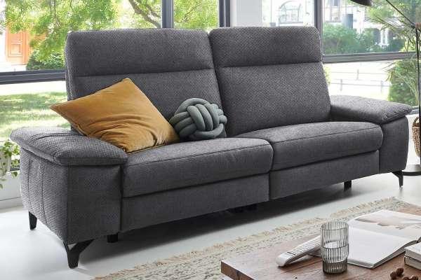 Carina Sofa 3609 mit Stoffbezug Twice