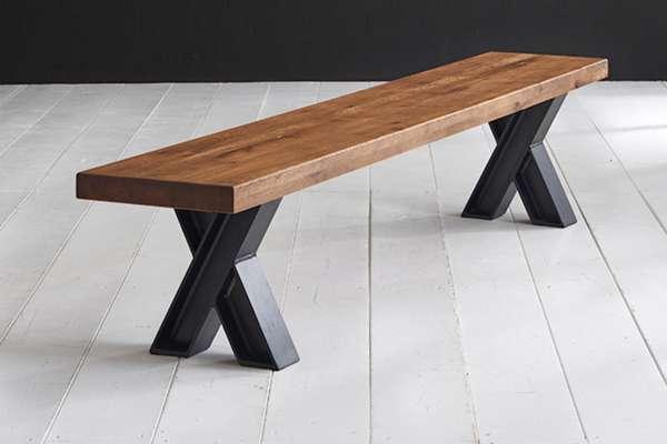 Bodahl Sitzbank Concept4You mit X-Bein