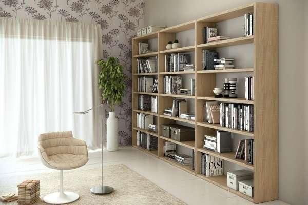fif-Möbel Konfigurator Bücherregal Toro 36