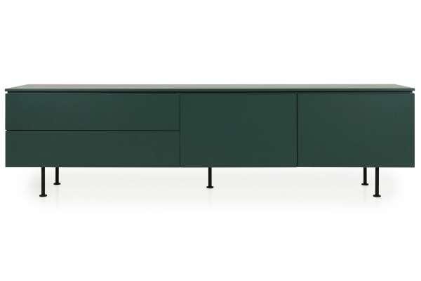 Tenzo Sideboard Plain grün
