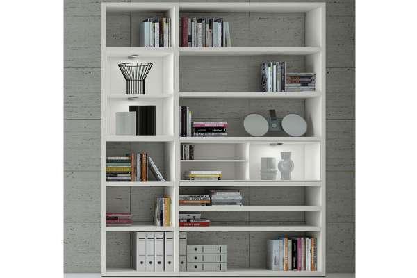 fif-Möbel Konfigurator Bücherregal Toro 57