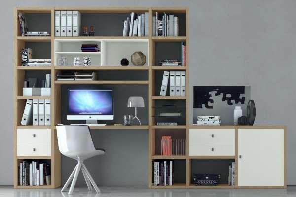 fif-Möbel Bürokombination Toro 47