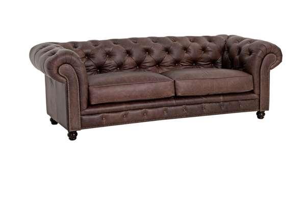 Max Winzer Sofa 2,5-Sitzer Orleans Antikleder