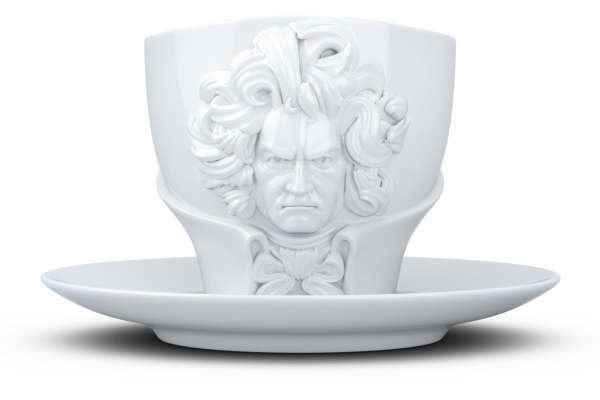 "58products Talent-Tasse ""Ludwig van Beethoven"""