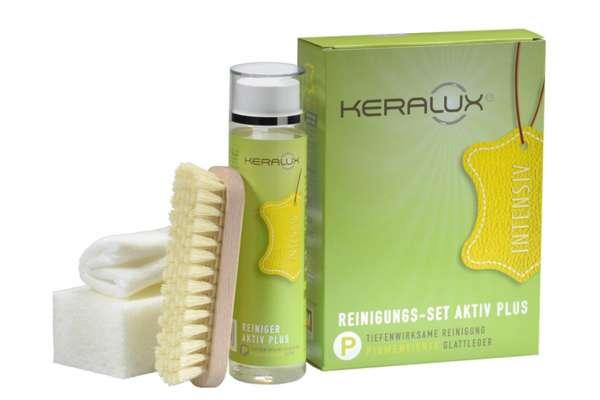 LCK KERALUX® Reinigungsset Aktiv Plus P