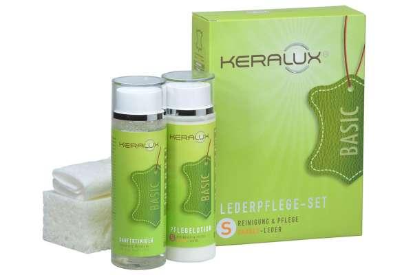 LCK KERALUX® Lederpflege Set S
