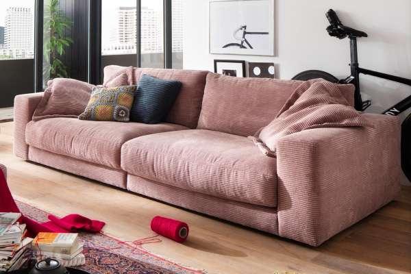 Candy Konfigurator XXL Sofa Seventies 290cm
