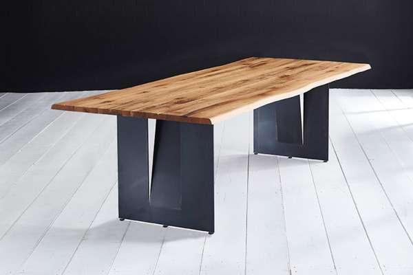Bodahl Tischsystem Concept4You mit Baumkante