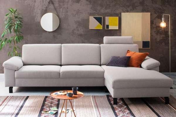 Candy Konfigurator Sofa Coast Move mit Longchair