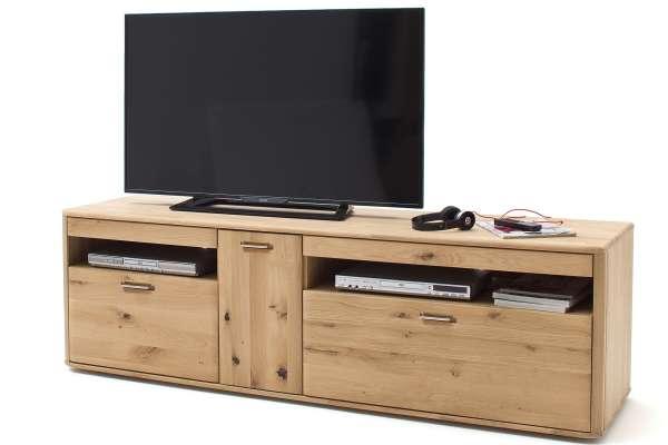 MCA TV-Lowboard Ravello 186cm in Balkeneiche Bianco
