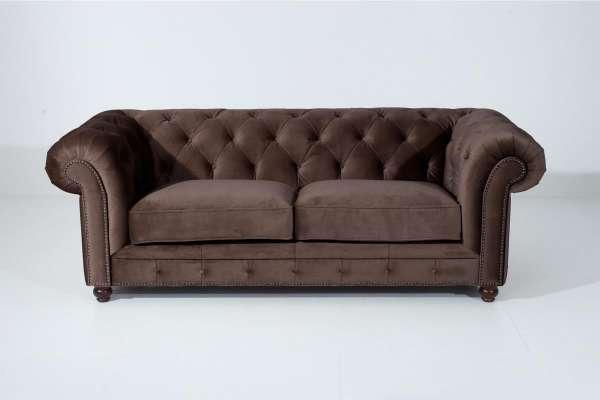 Max Winzer Sofa 2,5-Sitzer Orleans Velours