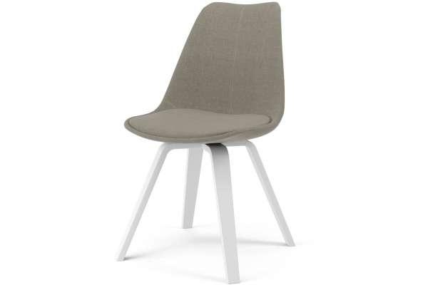 Tenzo 2x Stuhl Ella mit Gina in Polyester
