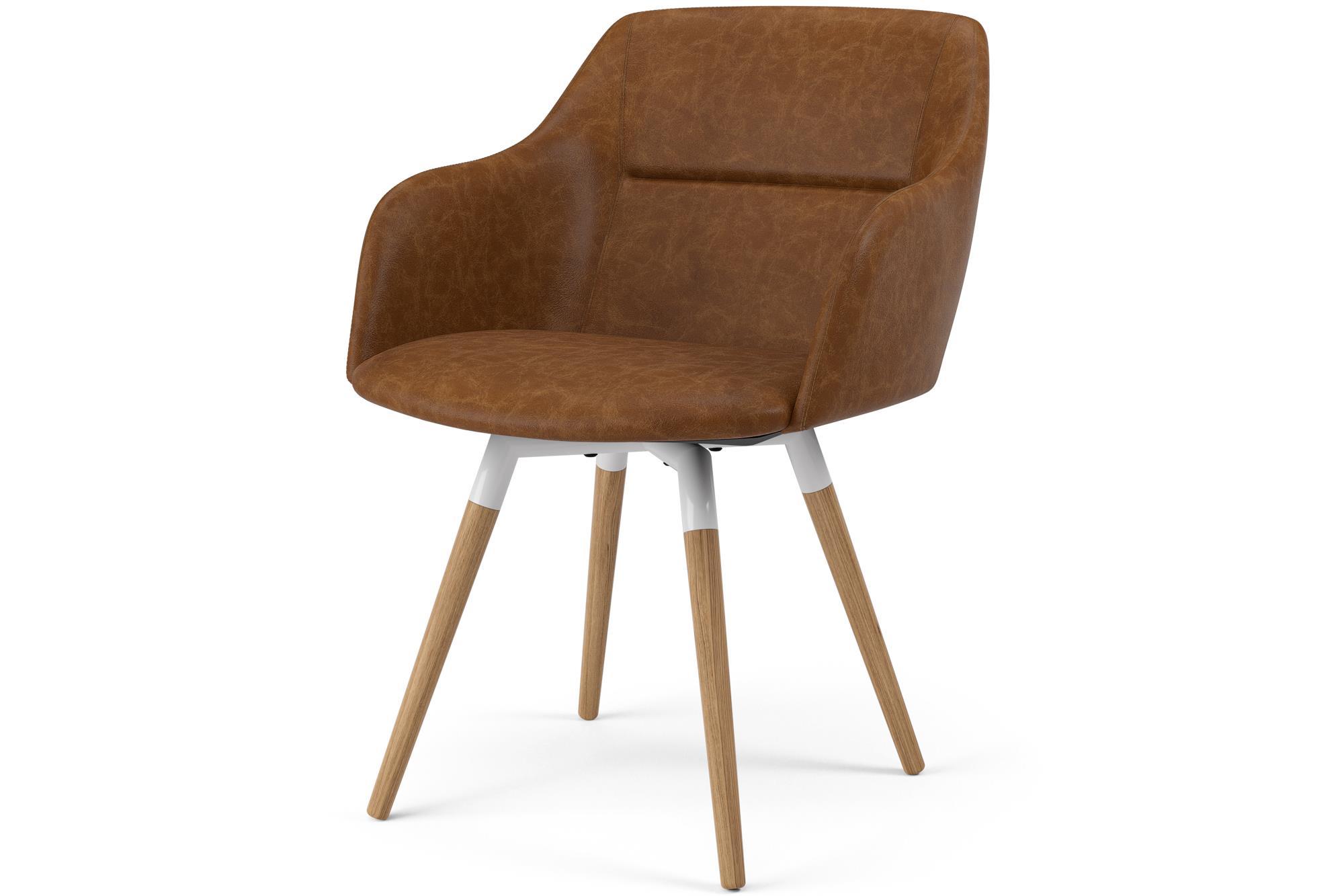 Tenzo 2x Stuhl Fido Mit Sofia Mit Kunstleder