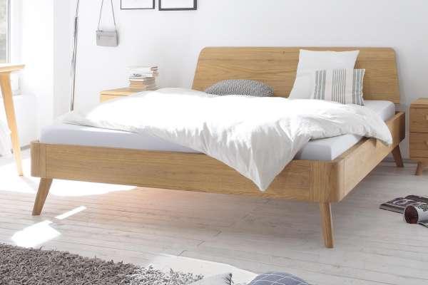 Hasena Konfigurator Bett Modul Oak-Line Bianco