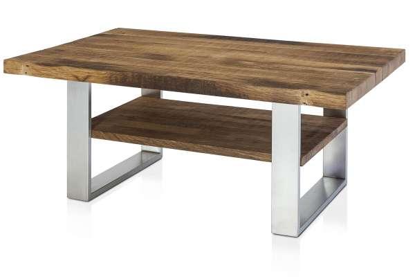 Henke Möbel Couchtisch sandgestrahlt 110x70cm