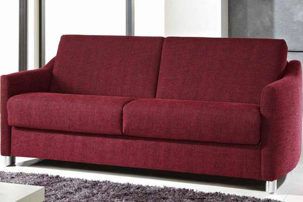 Bali Schlafsofa Messina in Stoffgruppe 12