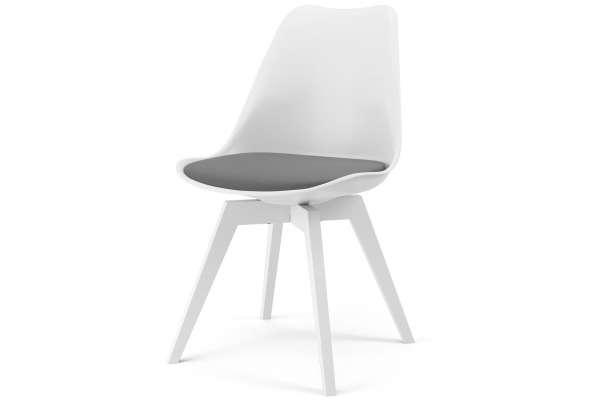 Tenzo 2x Stuhl Bess mit Gina ABS Kunststoff mit Polyester
