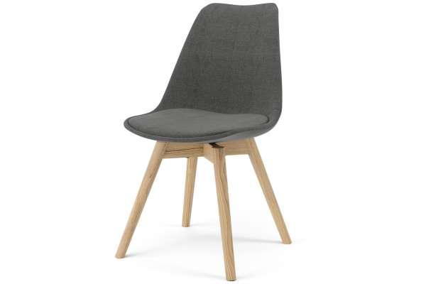 Tenzo 2x Stuhl Sara mit Gina in Polyester