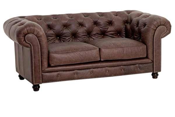 Max Winzer Sofa 2-Sitzer Orleans Antikleder