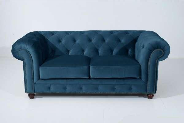 Max Winzer Sofa 2-Sitzer Orleans Velours