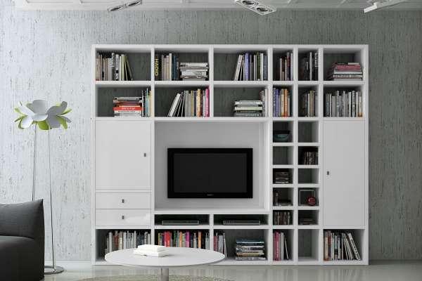 fif-Möbel Wohnwand Toro 22