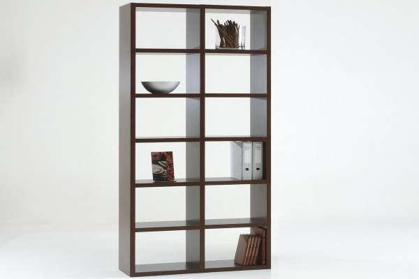 fif-Möbel Konfigurator Bücherregal schmal Toro 37