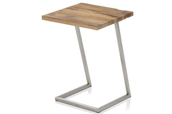 Henke Möbel Zustelltisch EAZ 40L Eiche Altholz